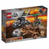 LEGO® Jurassic World 75929 - Carnotaurus Flucht in der Gyrosphere