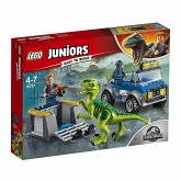 LEGO® juniors 10757 - Rettungstruck für den Raptor (Jurassic World)