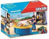 PLAYMOBIL® 9457 Hausmeister mit Kiosk