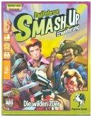 Pegasus 17277G - Smash Up, Die Wilden 70er, Kartenspiel, Familienspiel, Erweiterung