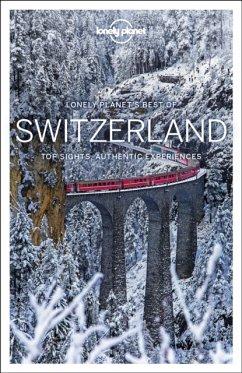 Lonely Planet Best of Switzerland - Christiani, Kerry; McLachlan, Craig; Walker, Benedict