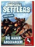 Pegasus 51967G - Imperial Setters, DIe Haben Angefangen!, Kartenspiel, Strategie, Taktikspiel, Erweiterung