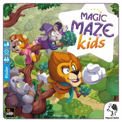 Image of Magic Maze Kids (Spiel)