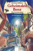 Geheimakte Benz - Die Geisterkutsche (Mängelexemplar)