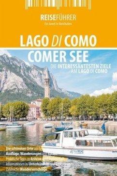 Comer See - Reiseführer - Lago di Como - Hüther, Robert