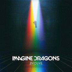 Evolve (Clear Vinyl) - Imagine Dragons