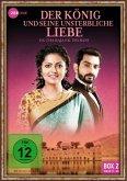 Der König und seine unsterbliche Liebe - Ek Tha Raja Ek Thi Rani, Box 2, Folge 21-40 (3 Discs)