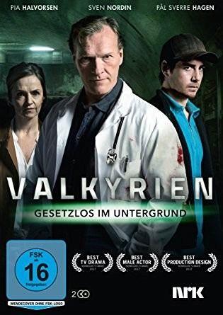 Valkyrien Staffel 2