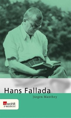 Hans Fallada (eBook, ePUB) - Manthey, Jürgen
