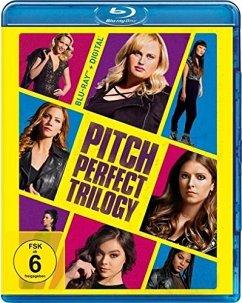 Pitch Perfect Trilogie BLU-RAY Box - Keine Informationen