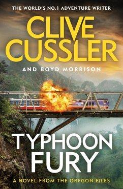 Typhoon Fury - Cussler, Clive; Morrison, Boyd