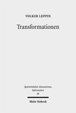 Transformationen - Leppin, Volker