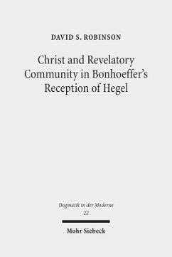 Christ and Revelatory Community in Bonhoeffer´s...