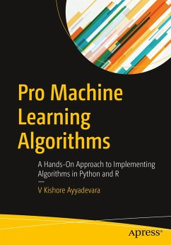 Pro Machine Learning Algorithms
