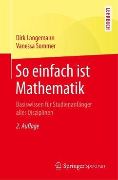 So einfach ist Mathematik
