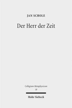 Der Herr der Zeit - Schole, Jan