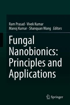 Fungal Nanobionics: Principles and Applications