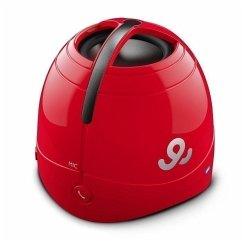Go Gear tragbarer Bluetooth Lautsprecher (rot)