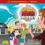 Disney / Milo Murphy -Folge 02: Milos großer Auftritt/ Der Familienurlaub/ Geheimnisse und Pizza (MP3-Download)