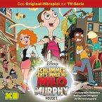Disney / Milo Murphy -Folge 01: Ein Schulweg voller Hindernisse/ Ausflug in den Untergrund/ Die Überraschungsparty (MP3-Download)