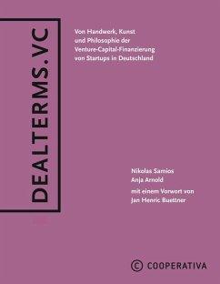 Dealterms.vc (eBook, ePUB) - Samios, Nikolas; Arnold, Anja