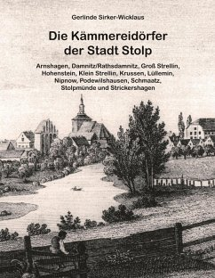 Die Kämmereidörfer der Stadt Stolp (eBook, ePUB)