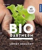 Biogärtnern leicht gemacht (Mängelexemplar)