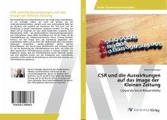 CSR und die Auswirkungen auf das Image der Kleinen Zeitung