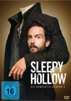 Sleepy Hollow - Staffel 4 DVD-Box
