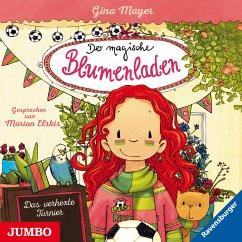 Das verhexte Turnier / Der magische Blumenladen Bd.7 (MP3-Download) - Mayer, Gina