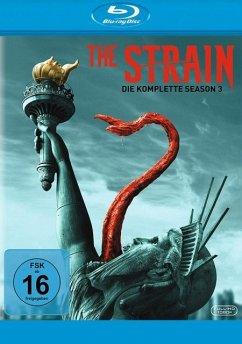 The Strain - Staffel 3 / Ephraim Goodweather Trilogie (Blu-ray)