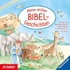 Meine ersten Bibel-Geschichten (MP3-Download) - Dierks, Hannelore