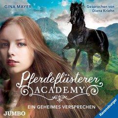Ein geheimes Versprechen / Pferdeflüsterer Academy Bd.2 (MP3-Download) - Mayer, Gina