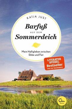 Barfuß auf dem Sommerdeich / Sehnsuchtsorte Bd.4 - Just, Katja