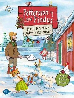 Pettersson und Findus. Adventskalender - Nordqvist, Sven