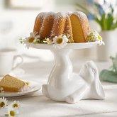 Kuchenplatte Hase