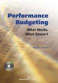Performance Budgeting (with CD) (eBook, ePUB)