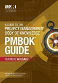 Guide to the Project Management Body of Knowledge (PMBOK(R) Guide)-Sixth Edition (GERMAN) (eBook, ePUB)