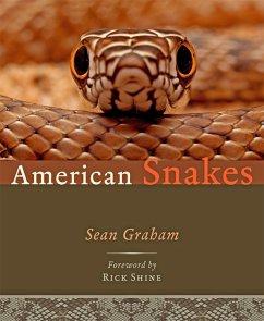 American Snakes (eBook, ePUB) - Graham, Sean P.