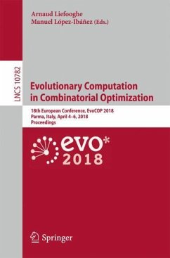 Evolutionary Computation in Combinatorial Optim...