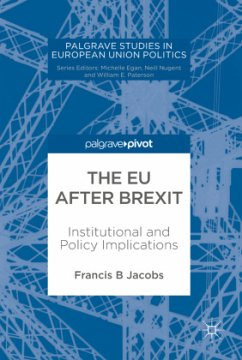 The EU after Brexit - Jacobs, Francis B