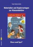 Materialien und Kopiervorlagen zur Klassenlektüre: Der Spion unterm Dach / Silbenhilfe