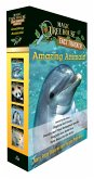 Amazing Animals! Magic Tree House Fact Tracker Boxed Set: Dolphins and Sharks; Polar Bears and the Arctic; Penguins and Antarctica; Pandas and Other E