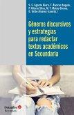 Géneros discursivos y estrategias para redactar textos académicos en secundaria