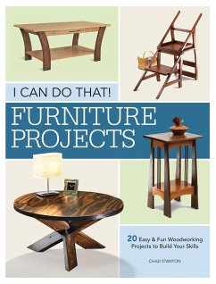 I Can Do That - Furniture Projects