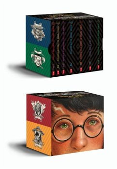 Harry Potter Books 1-7 Special Edition Boxed Set - Rowling, J. K.
