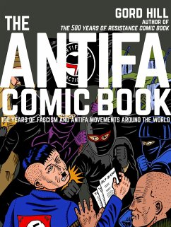 Antifa Comic Book