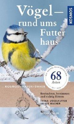 Vögel rund ums Futterhaus (Mängelexemplar) - Singer, Detlef