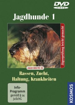 Jagdhunde, 1 DVD. Tl.1 (Mängelexemplar)