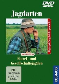 Jagdarten, 1 DVD (Mängelexemplar)